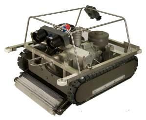 Przenośne urządzenia do czyszczenia zbiorników, osadników, komór WEDA CS600 / VR600