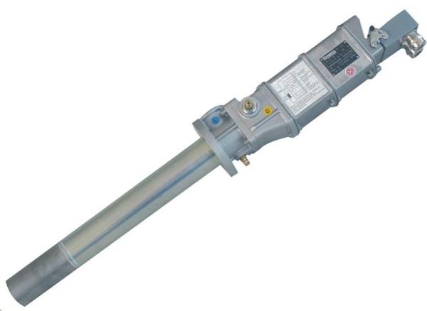Palnik gazowy rozpałkowy ZDAP – 160 (45 kW )