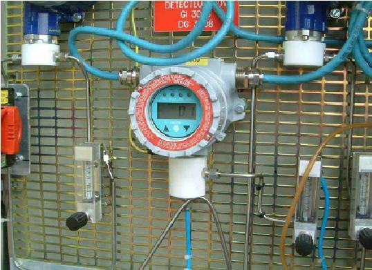 RAEGuard PID model FGM-1000 stacjonarny detektor Lotnych Związków Organicznych firmy RAE Systems